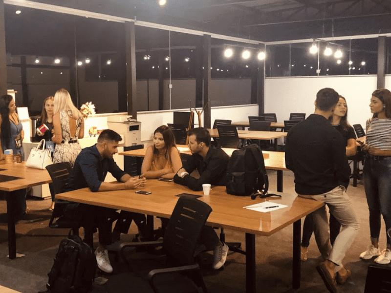 Favo Coworking - Florianópolis/SC