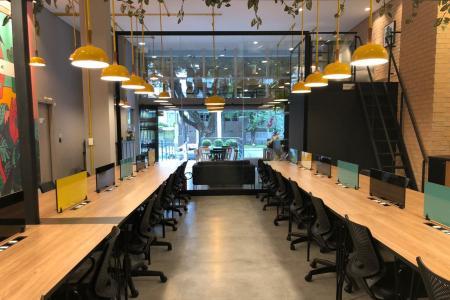 HUS coworking - Curitiba/PR