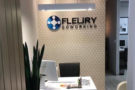 Fleury Coworking - Goiânia/GO
