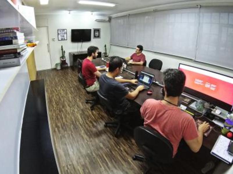 O Estaleiro Espaço Colaborativo - São Paulo/SP