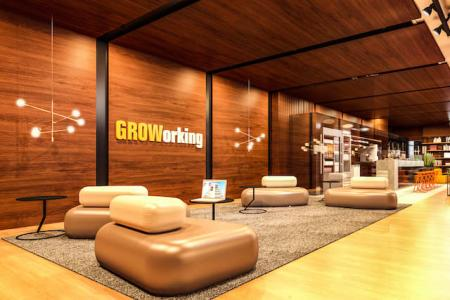 Grow Workspace Rua da Bahia - Belo Horizonte/MG