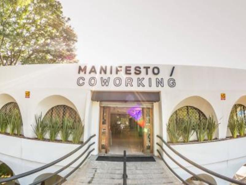 Manifesto Coworking - Brasília/DF