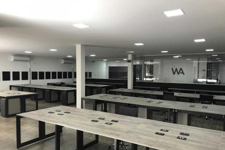We Are Coworking - Curitiba/PR