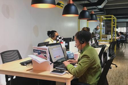 Unite Lab Coworking - São Paulo/SP
