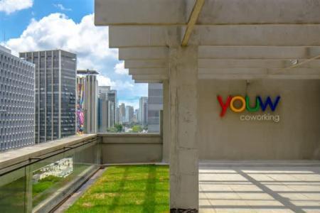 Youw Coworking - Faria Lima - São Paulo/SP