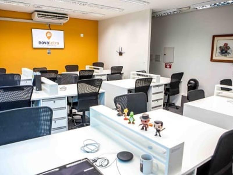 Nova Letra Coworking - Curitiba/PR