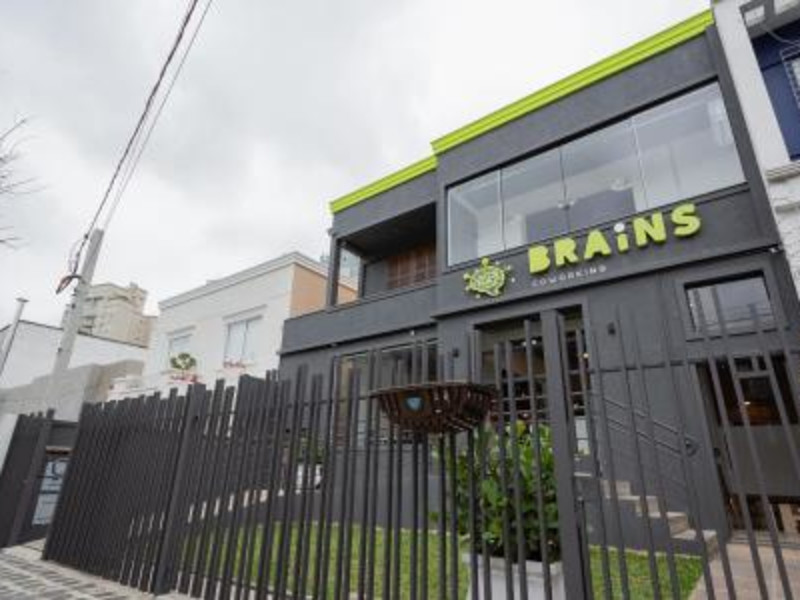 Brains Coworking - Curitiba/PR