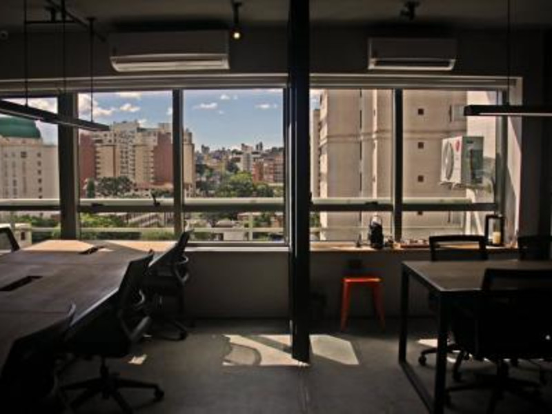 Sacada Coworking - Curitiba/PR