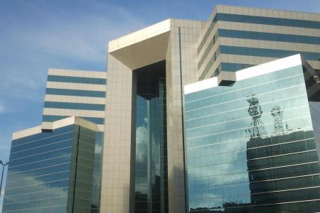 Regus Corporate Financial Center