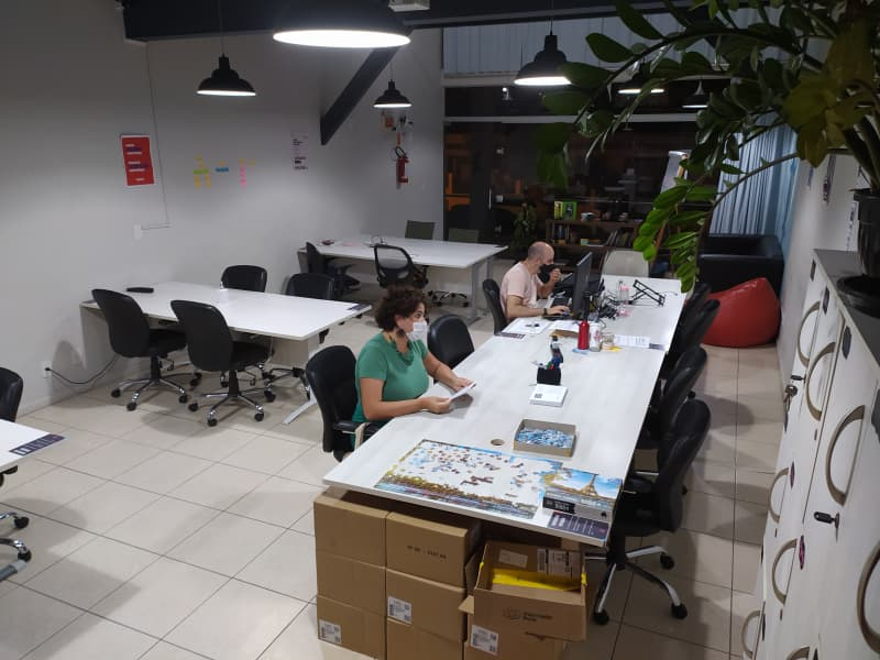 Vilaj Coworking - Florianópolis/SC