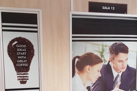 MC Office Coworking e Café - Maringá/PR