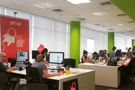 CUBO Coworking Itaú