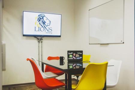 Lions Coworking - São Paulo/SP