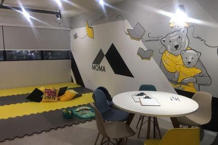 Moma Coworking + Kids