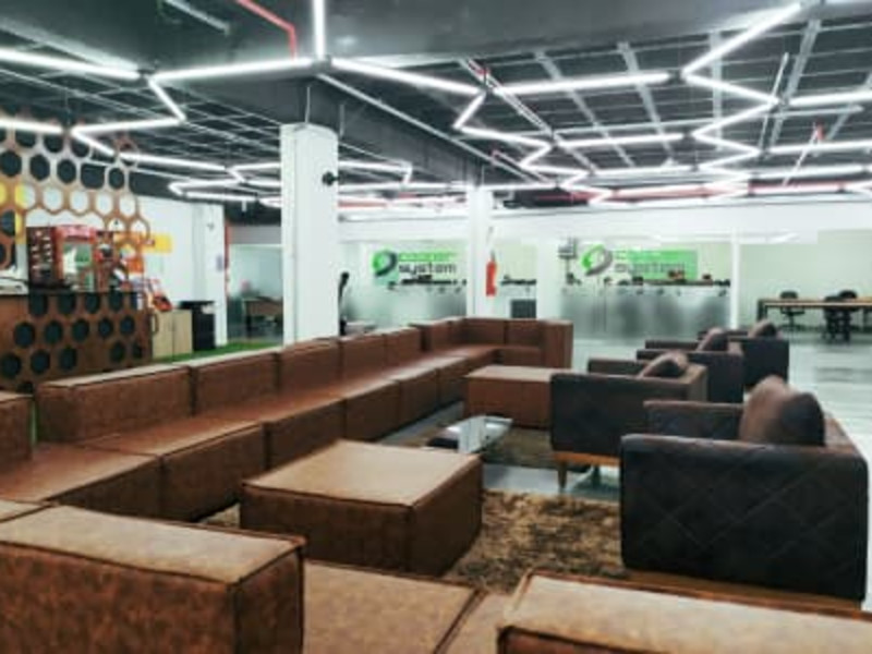 Cowmeia Coworking - Brasília/DF