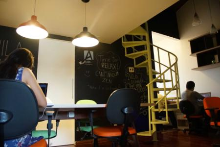 Vila Hub Coworking