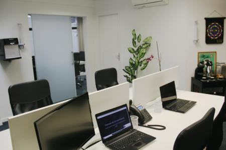 Porto Virtual Coworking Unidade Icaraí - Niterói/RJ
